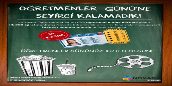 ÖĞRETMENLER GÜNÜ'NE SEYİRCİ KALAMADIK!